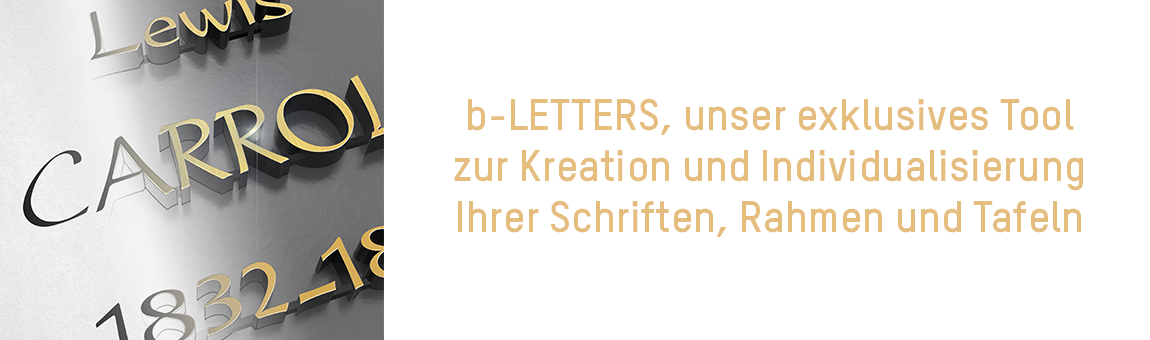 b-LETTERS